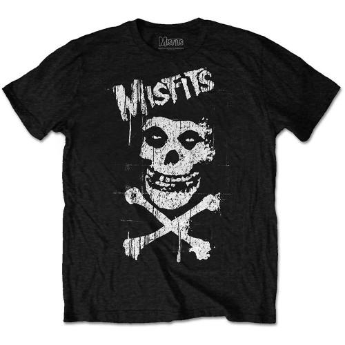 Tricou Misfits Cross Bones