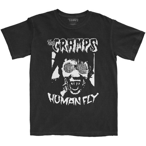 Tricou The Cramps Human Fly