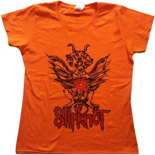 Tricou Dama Slipknot Winged Devil