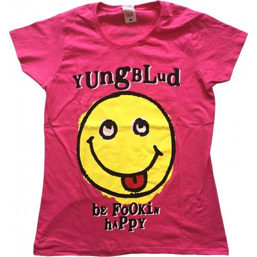 Tricou Dama Yungblud Raver Smile