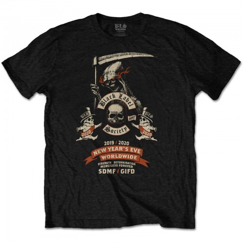 Tricou Black Label Society New Years Eve