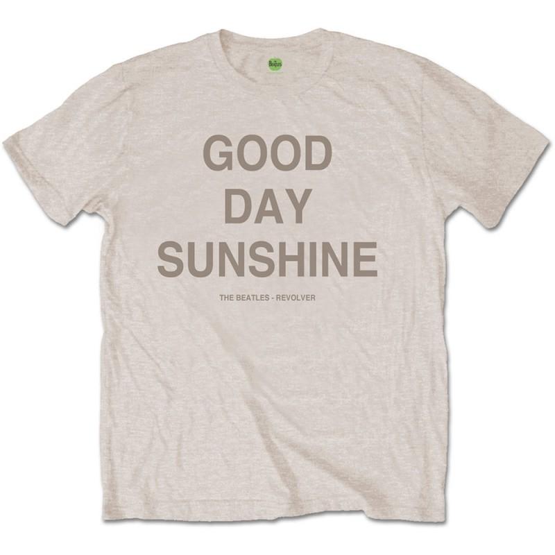 Tricou The Beatles Good Day Sunshine