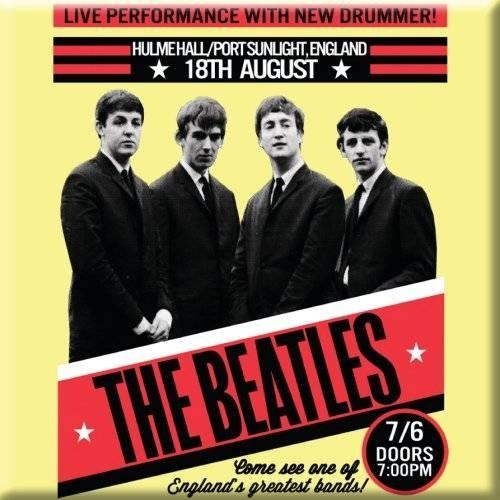 Magnet The Beatles Port Sunlight