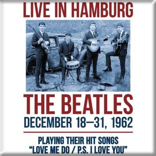 Magnet The Beatles Hamburg