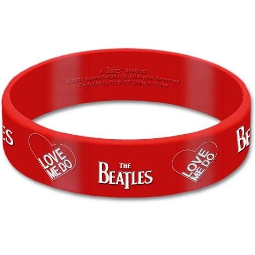 Brățară de Silicon The Beatles Love Me Do