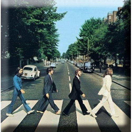 Magnet The Beatles Abbey Road