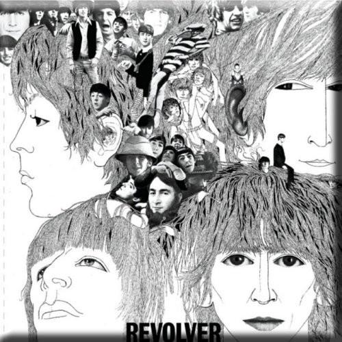 Magnet The Beatles Revolver