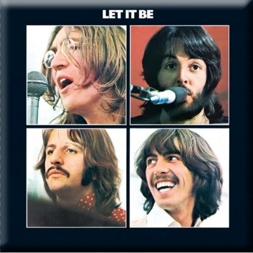 Magnet The Beatles Let it Be Album
