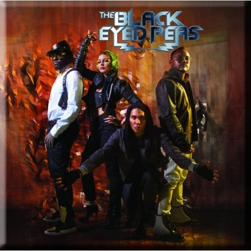 Magnet The Black Eyed Peas Band Photo The End