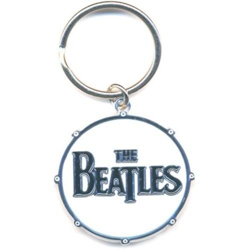 Breloc The Beatles Drum Logo