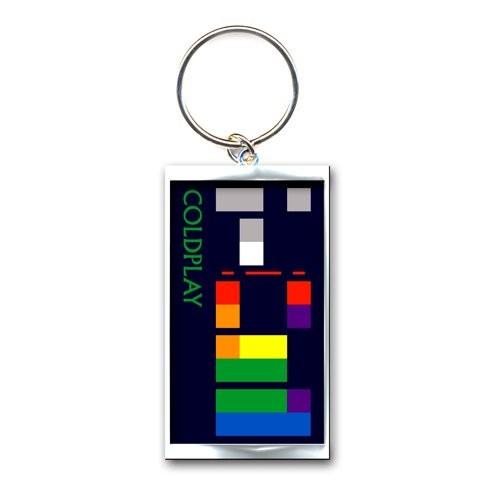Breloc Coldplay X & Y Album