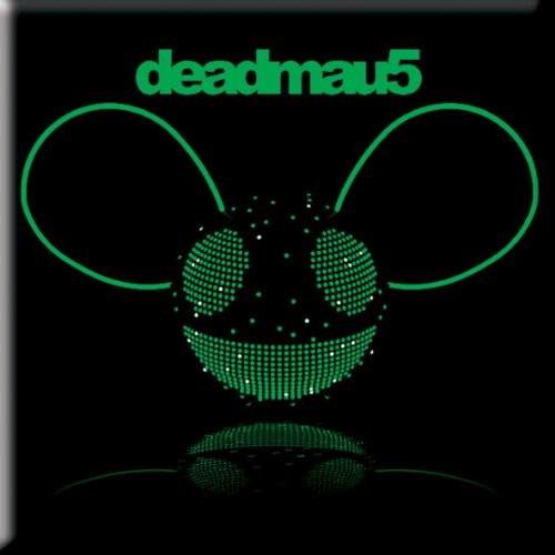 Magnet Deadmau5 Green Head