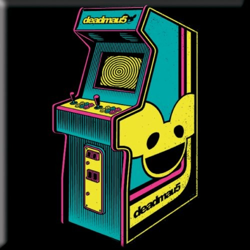 Magnet Deadmau5 Arcade