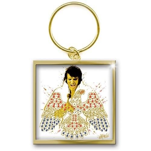 Breloc Elvis Presley American Eagle