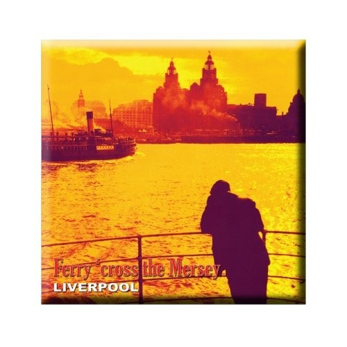 Magnet Magic Moments Ferry Cross the Mersey
