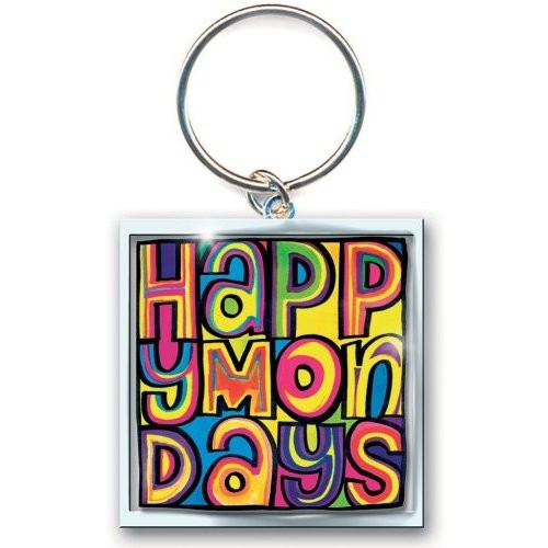 Breloc Happy Mondays Dayglo Logo
