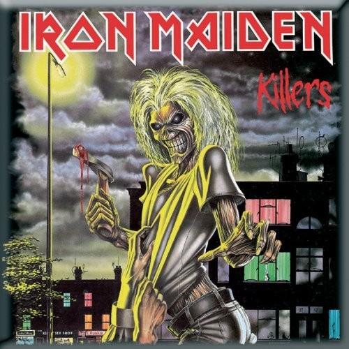 Magnet Iron Maiden Killers