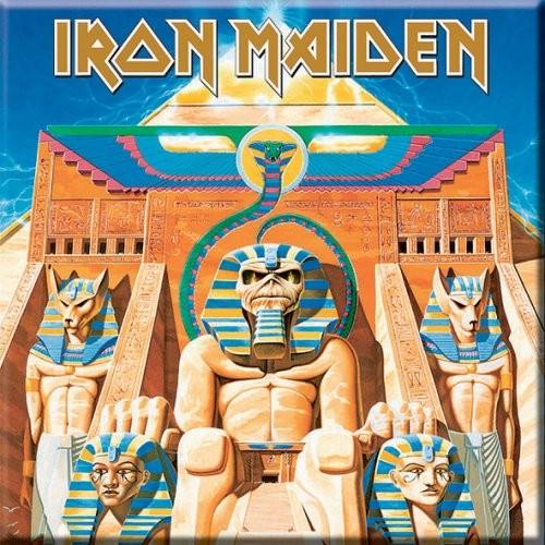 Magnet Iron Maiden Powerslave