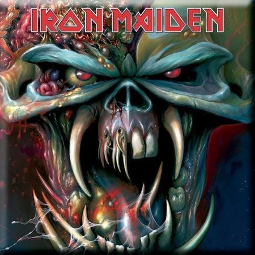 Magnet Iron Maiden Final Frontier