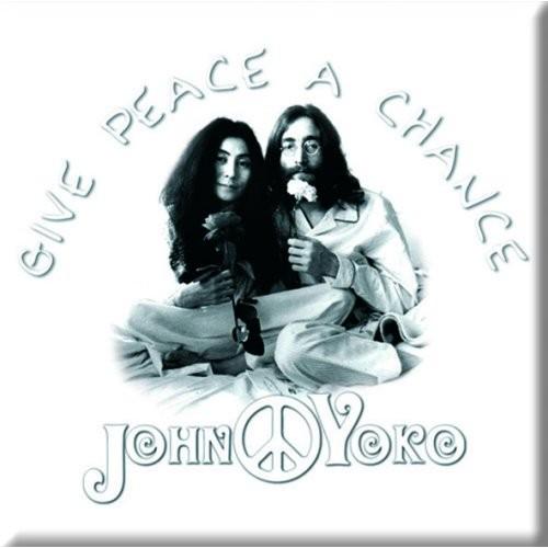 Magnet John Lennon Peace