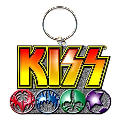 Breloc KISS Logo & Icons