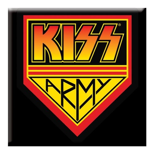 Magnet KISS Army
