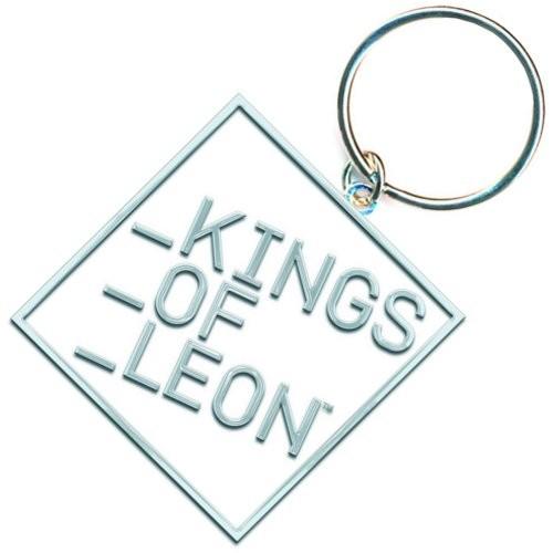 Breloc Kings of Leon Block Logo