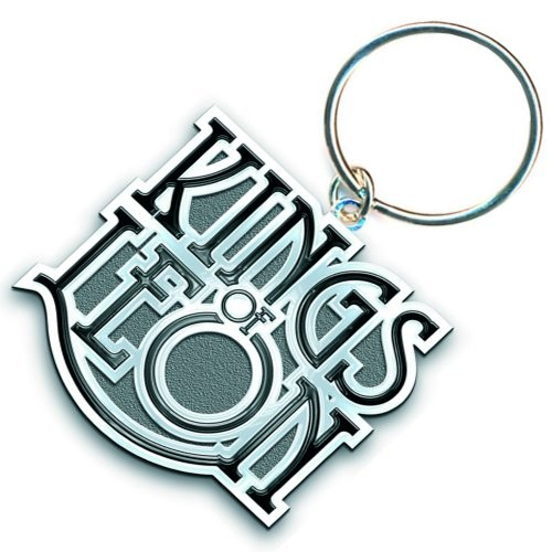 Breloc Kings of Leon Scroll Logo