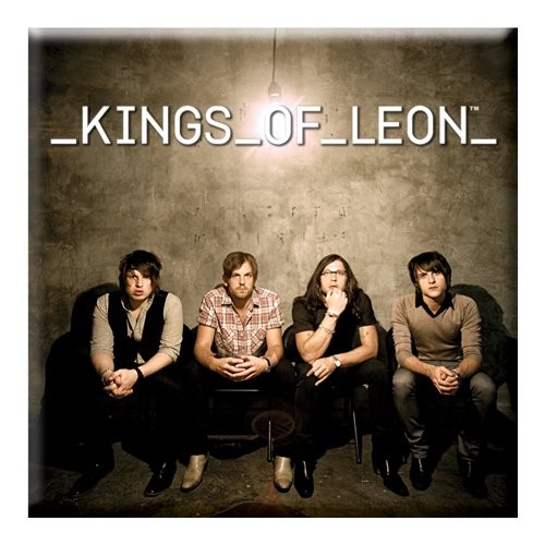 Magnet Kings of Leon Band Photo