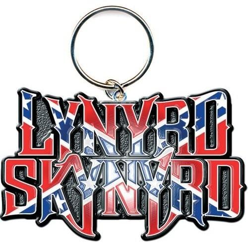 Breloc Lynyrd Skynyrd Flag Logo