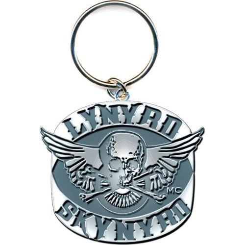 Breloc Lynyrd Skynyrd Biker Patch Logo