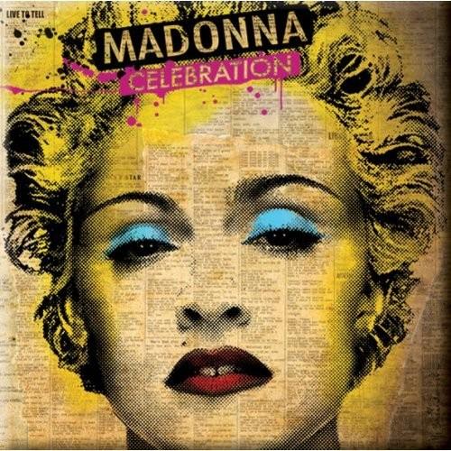 Magnet Madonna Celebration