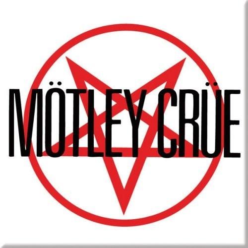 Magnet Motley Crue Motley-Gram