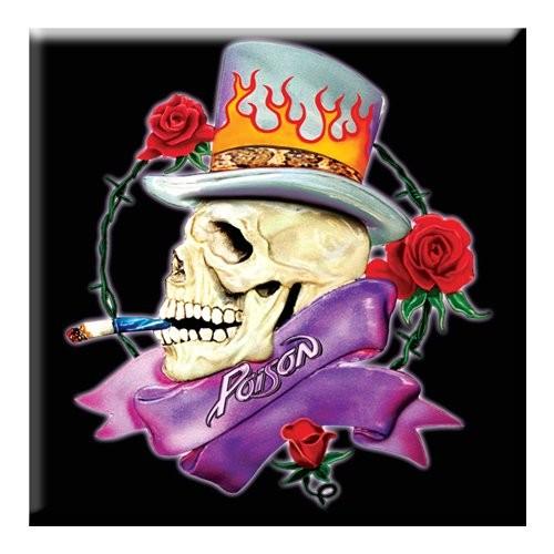 Magnet Poison Skull
