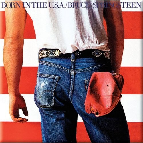 Magnet Bruce Springsteen Born in the USA