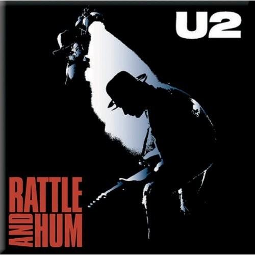 Magnet U2 Rattle & Hum