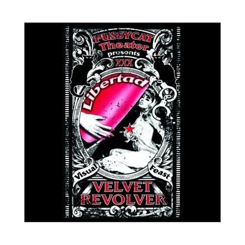 Felicitare Velvet Revolver Libertad