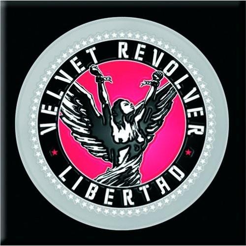 Magnet Velvet Revolver Libertad