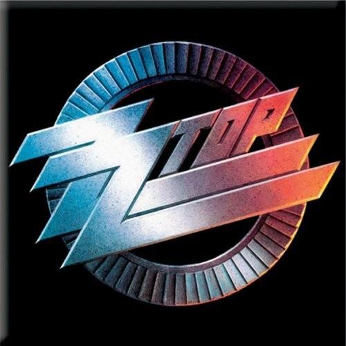 Magnet ZZ Top Circle