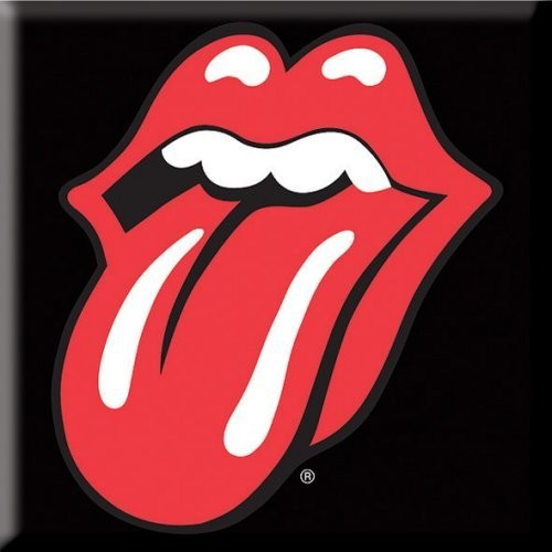 Magnet The Rolling Stones Classic Tongue