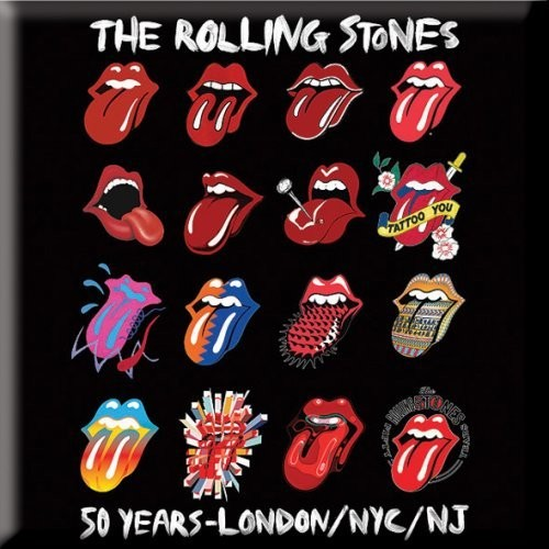 Magnet The Rolling Stones Tongue Evolution