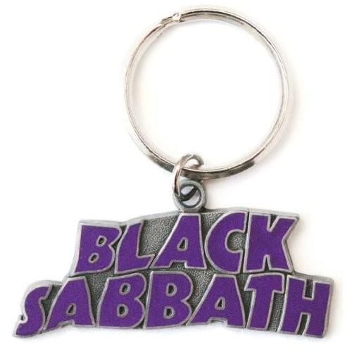 Breloc Black Sabbath Wavy Logo