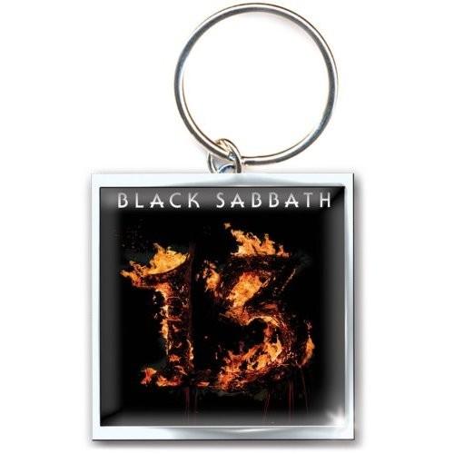 Breloc Black Sabbath 13