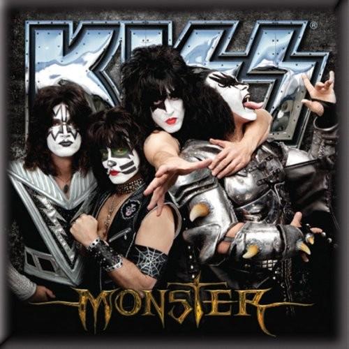 Magnet KISS Monster