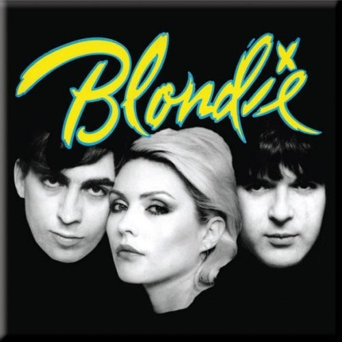 Magnet Blondie Eat to the Beat