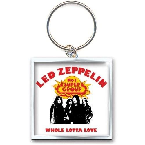 Breloc Led Zeppelin Whole Lotta Love