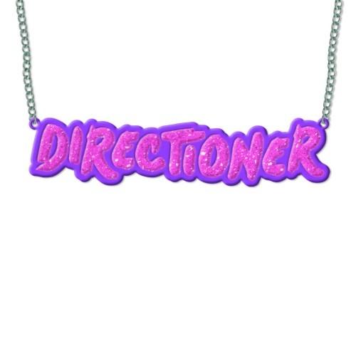 Pandantiv cu Lanț One Direction Directioner