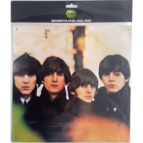 Portret Metalic The Beatles For Sale Album