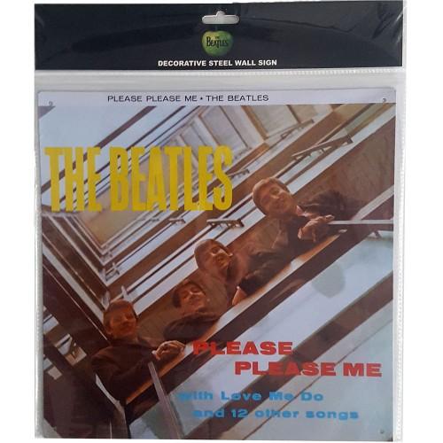 Portret Metalic The Beatles Please, Please Me Album