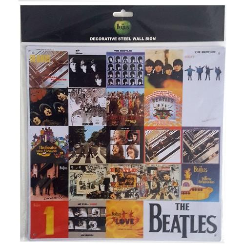 Portret Metalic The Beatles Chronology